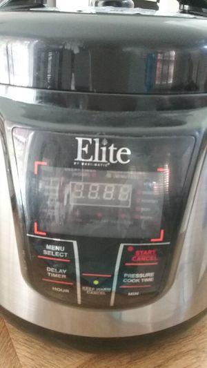 ELITE Instant Pot for Sale in Temecula, CA