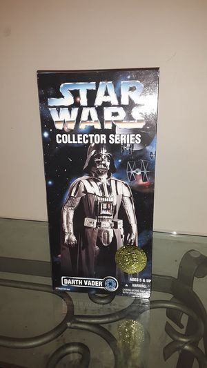 Collectable Darth Vader action figure for Sale in Franklinton, NC