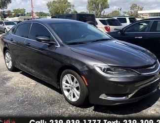 2015 Chrysler 200 for Sale in Fort Myers,  FL