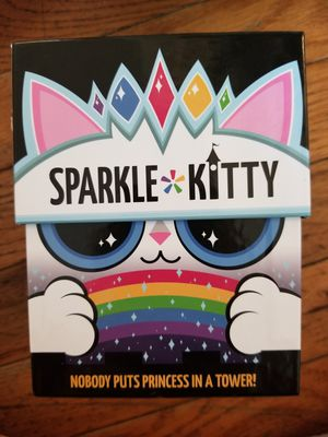 Sparkle*Kitty Card Game for Sale in Parkersburg, WV