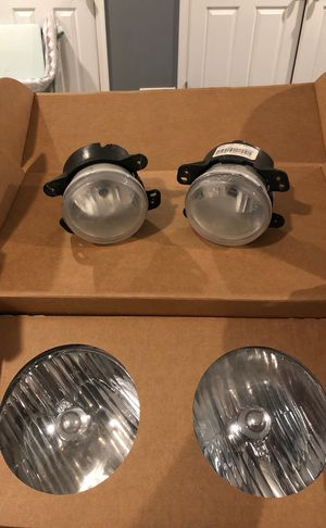 Jeep Wrangler Jk headlights and fog lights for Sale in Alexandria, VA