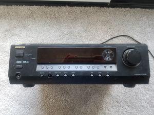 Onkyo surround sound receiver for Sale in Solana Beach, CA