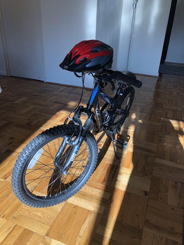 NEW Hyper Shocker 20 bike for boys. Bought for $155 and never used.