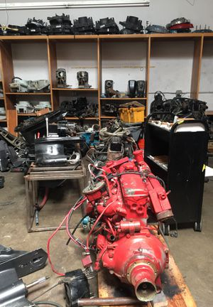Used boat parts mostly inoboard for Sale in El Cajon, CA