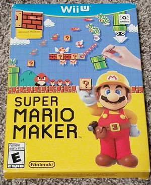 Super Mario Maker Nintendo Wii U Game Sealed Brand New for Sale in Fargo, ND
