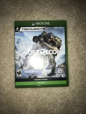 Ghost Recon Breakpoint for Sale in Monroe, NC