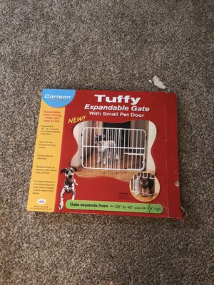 Tuffy Pet Gate for Sale in Tacoma, WA