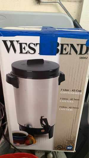 Westbend Coffee Maker for Sale in San Jose, CA
