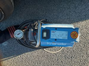 Kranzle commercial pressure washer 1800psi for Sale in The Bronx, NY