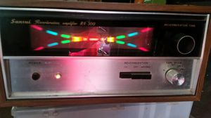 Sanusi reverberation amplifier RA-500 for Sale in Wichita, KS