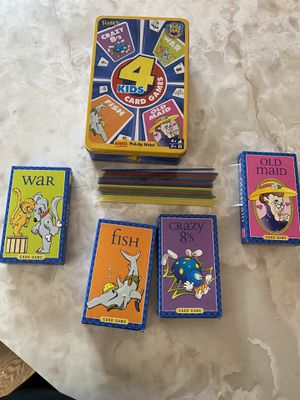 4 kid games for Sale in West Linn, OR