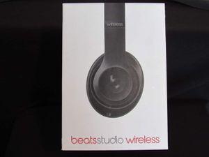 Beats studio wireless noise cancelling headphones for Sale in Marysville, WA