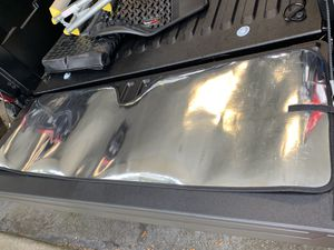 Front windshield sunshade for Sale in St. Petersburg, FL