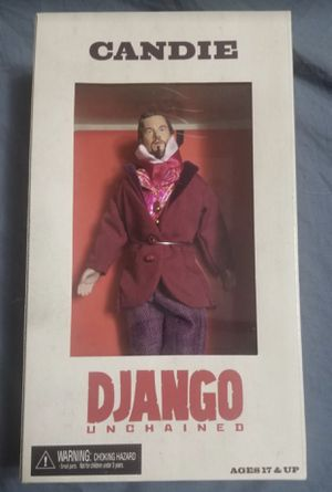 NECA Django Unchained Rare collectible action figure Candie for Sale in Alexandria, VA