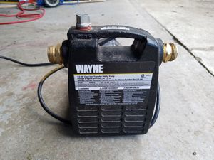 Utility pump for Sale in Puyallup, WA