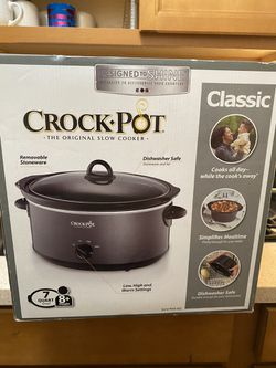 Crock Pot - Never has been opened for Sale in Seattle,  WA