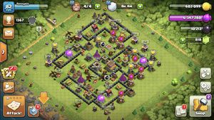 Townhall 8 *near maxed* clash of clans for Sale in Bismarck, ND