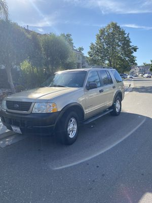 Ford Explorer 2002 for Sale in Tracy, CA