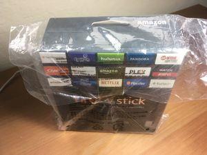 Brand New 1st Generation Amazon Fire TV Stick with Remote for Sale in Saratoga, CA