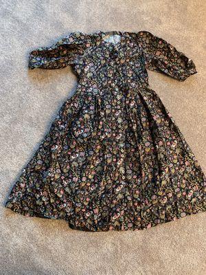 Raw silk dress for Sale in Baxter, MN