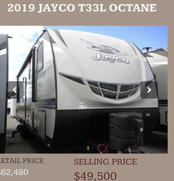 2019 Jayco Toy hauler for Sale in Happy Valley,  OR