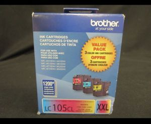 ***Brother LC105CL XXL*** Printer Ink Cartridge for Sale in Austin, TX