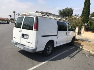 Chevy express 2001 for Sale in San Diego, CA