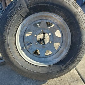 Boat / Trailer Spare tire for Sale in Brentwood, CA