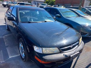 1999 Nissan Maxima for Sale in Chattanooga, TN