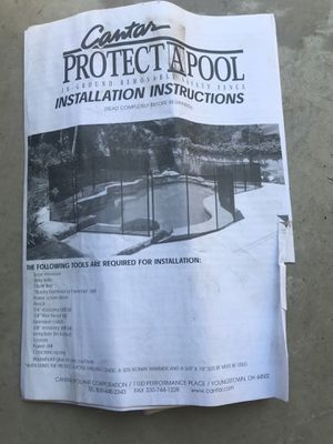 Pool fence for Sale in Salida, CA