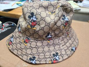 Gucci Disney mickey bucket hat NA for Sale in South San Francisco, CA