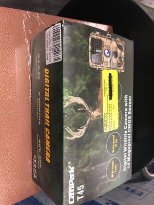 Digital trail camera for Sale in Durham, NC