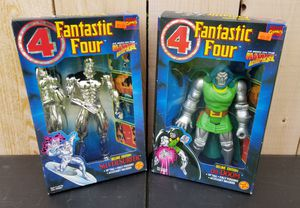 "($20 EACH) NEW 1O"" DELUXE EDITION FANTASTIC FOUR ACTION FIGURE for Sale in Stockton, CA"