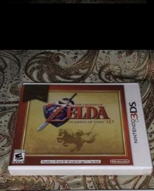 Nintendo 3ds Zelda New for Sale in Round Rock, TX