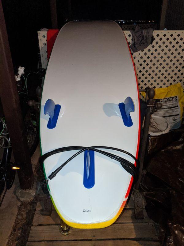 Wavestorm Surfboard 8'