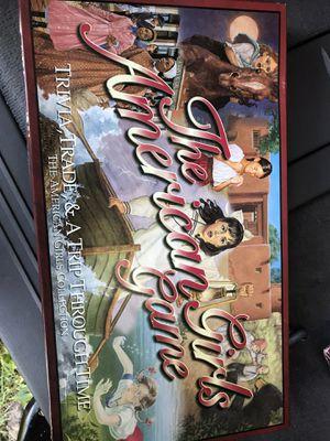 American girl board games for Sale in Prince George, VA