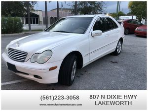2003 Mercedes-Benz C-Class for Sale in Lake Worth, FL