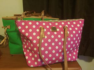 Polka dot Dooney & bourke bag for Sale in Washington, DC