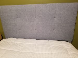 Brand new double mattress and platform bed for Sale in Phoenix, AZ