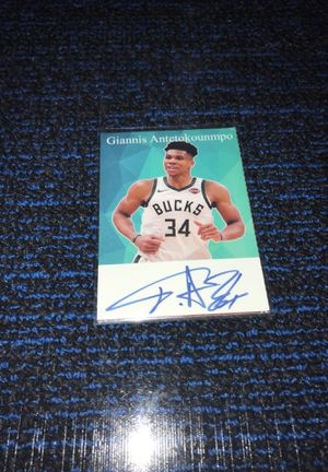 Giannis Antetokounmpo for Sale in Cary, NC