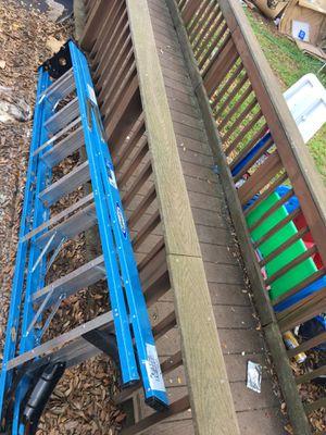Werner 8ft ladder for Sale in Tampa, FL