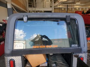Hard top for a 1990 Jeep wrangler for Sale in Monroe, NC