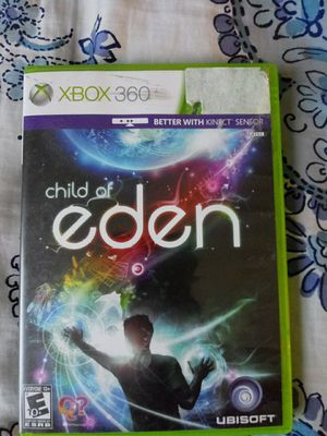 Child of eden kinect for Sale in Phoenix, AZ