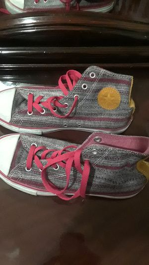 converse 4 1/2 size shoes for Sale in Silver Spring, MD