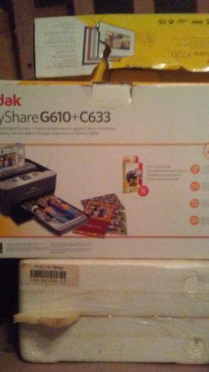 Kodak EasyShare printer dock&digital camera for Sale in Granby, MO