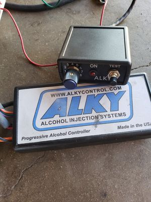 Alky control meth kit for Sale in Irvine, CA