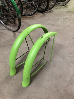"""26"""" Fenders for beach cruiser bicycle for Sale in Santa Monica, CA"""