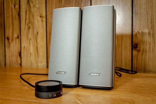 Bose Companion 20 Multimedia Speakers