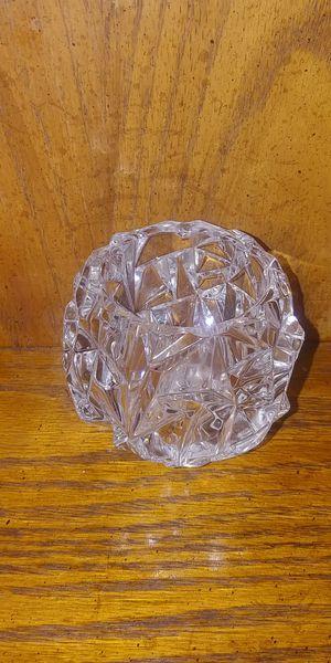 Tiffany & Company Rock Cut Crystal Votive/Tea Light for Sale in Georgetown, TX
