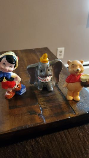 Disney figurines for Sale in Stratford, CT